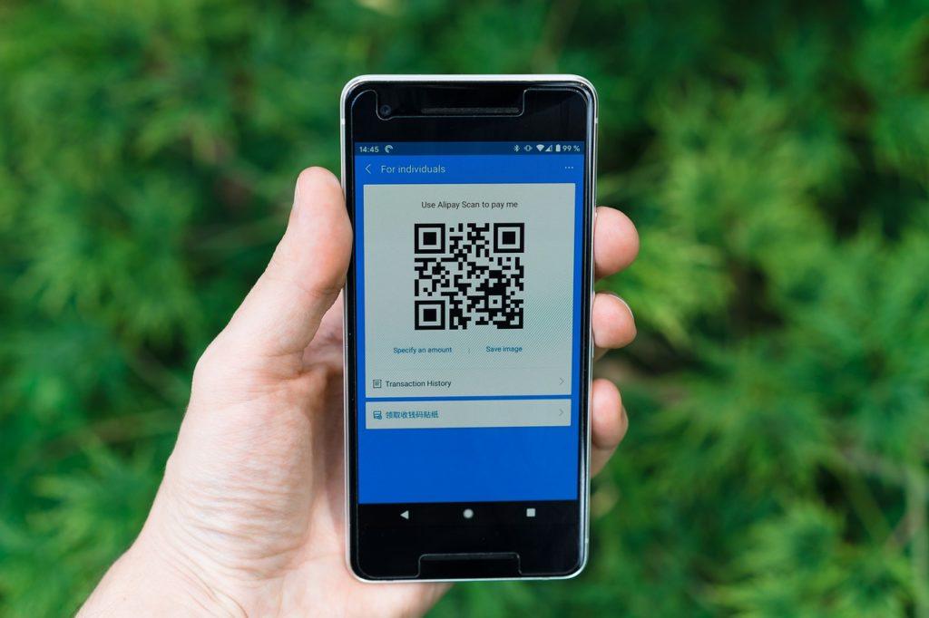 Alipay Mobile Payment Qrcode - viarami / Pixabay