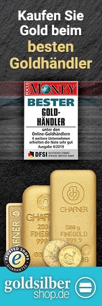 Gold sollten Sie beim besten Goldhändler kaufen